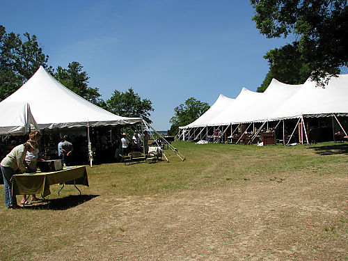 Belle Isle Antique Tents