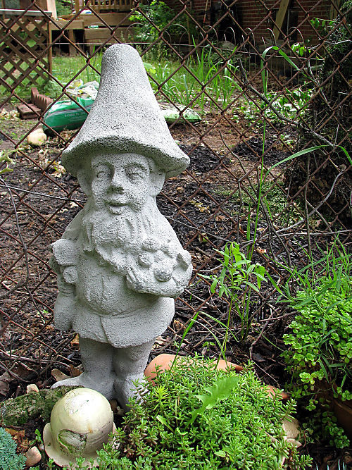 Gnome from Debbie