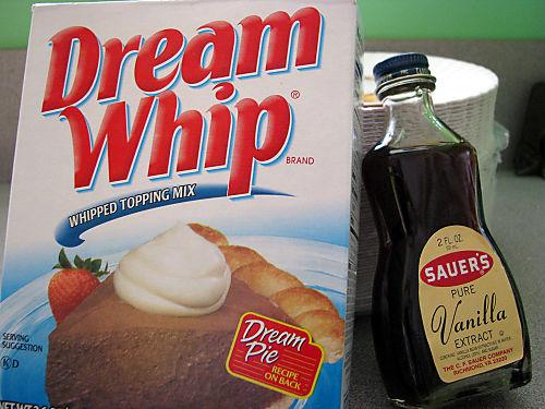 Marsh Pie dream and van