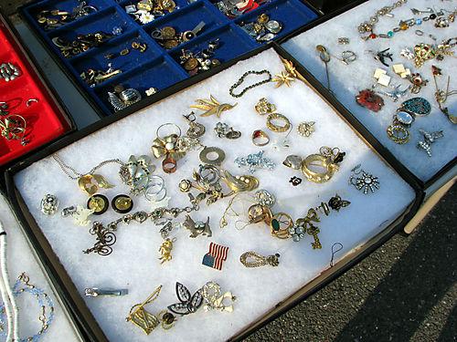 G-town Flea ex jewelry