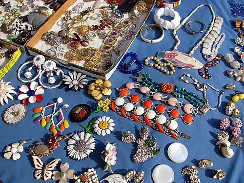 G-town Flea 4 dollar jewelry
