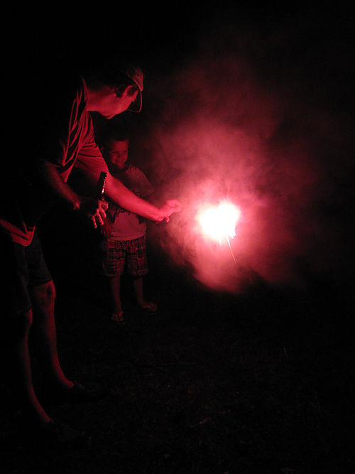 Fireworks Brody