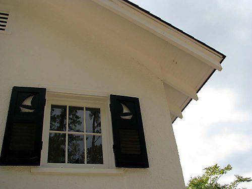 River 2 Farm window