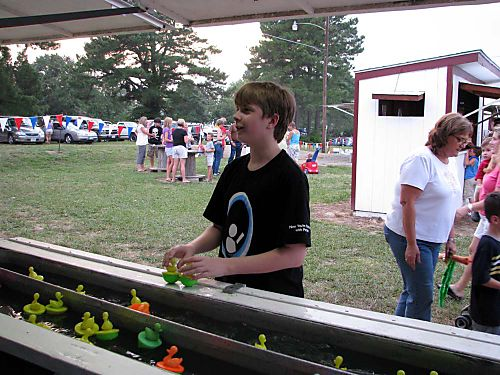 Carnival Owen duck game 2