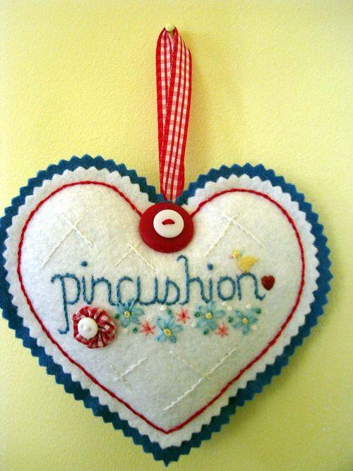 Gift Pincushion 1