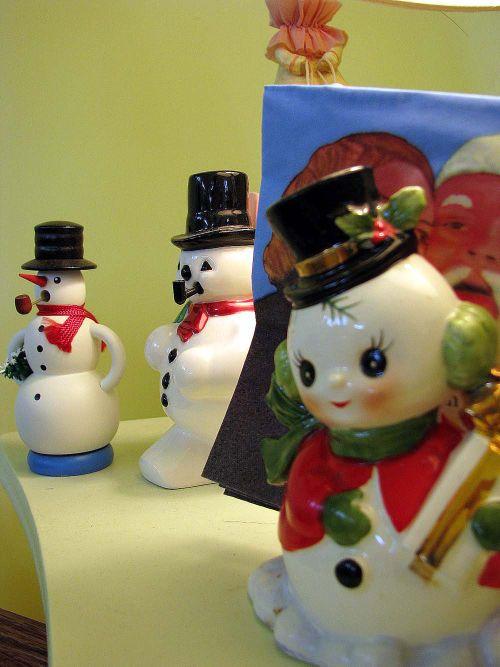 LR Snowmen
