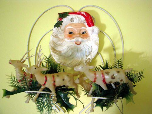 LR Santa Deer