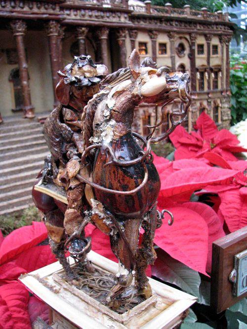 Bot Capitol horse