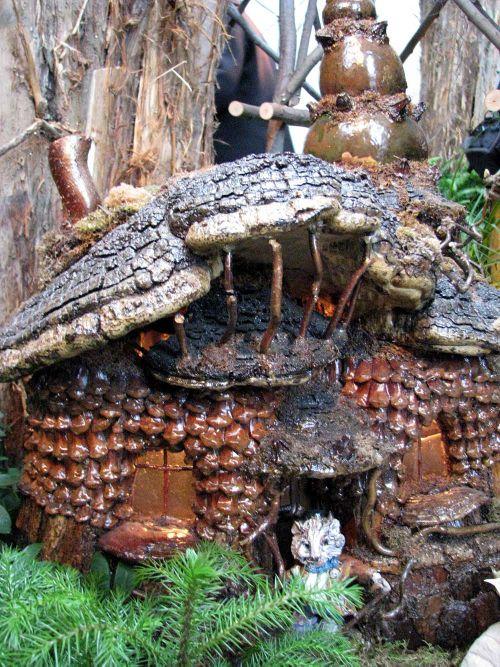 Bot Fairy house