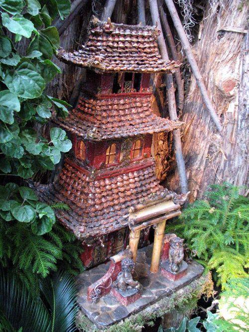 Bot Fairy pagoda