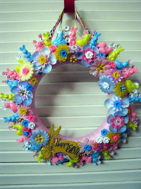 Easter Wreath 1