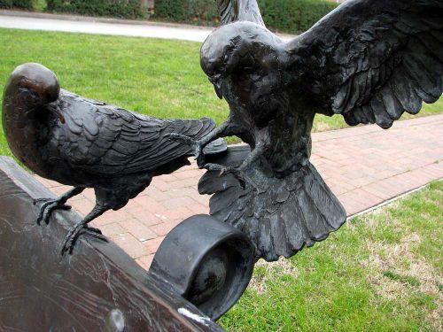 Smithfield pigeons