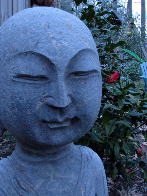 Buddha long dof