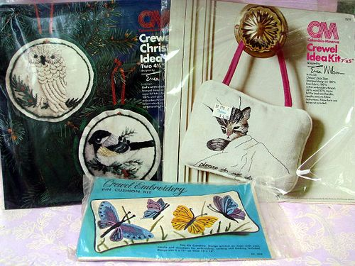 Crewel Kits