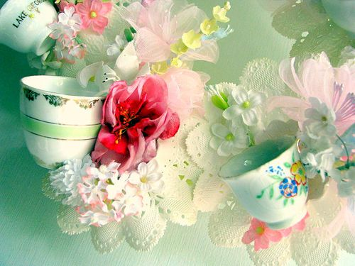 Teacup wreath 3