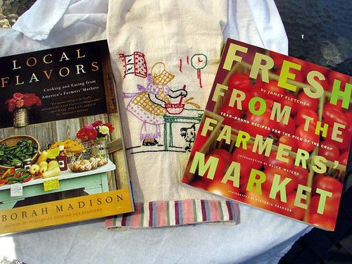 Farmer's market books
