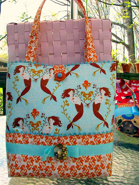 Mermaid Tote 1
