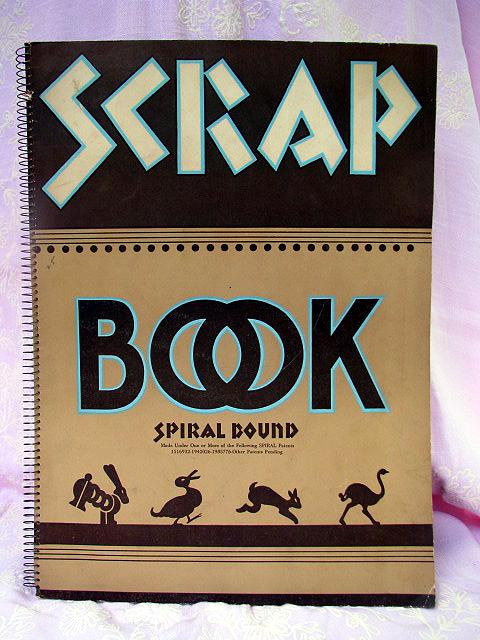 Scrapbook 1