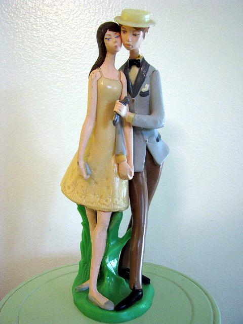 2 Cake Topper