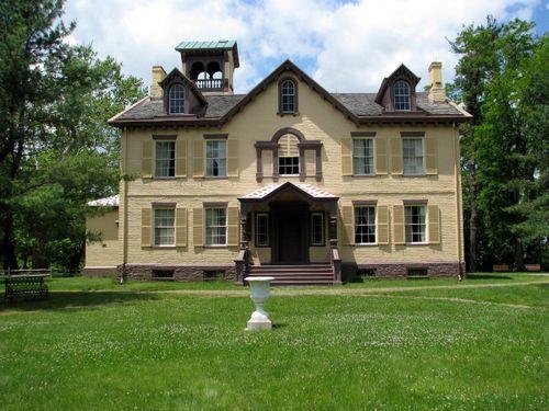 Martin Van Buren house