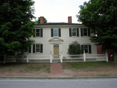 Pierce house 1