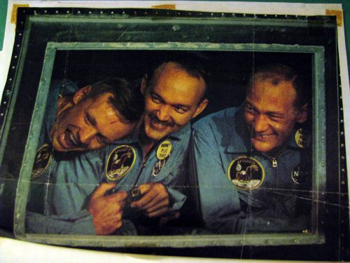 Apollo crew