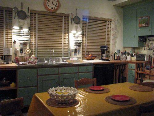 Smith Child's kitchen 1
