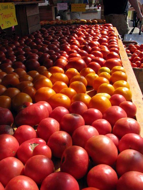 FCFM tomatoes