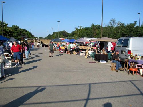 Civitan Sale outside