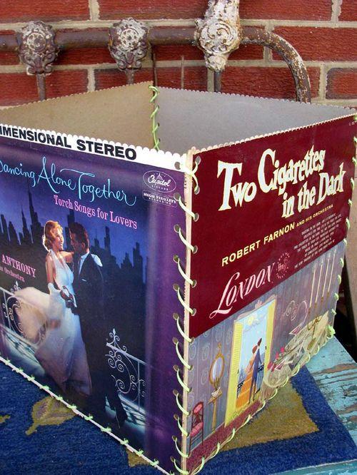 Record box done 5