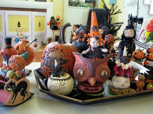 Halloween decor 1