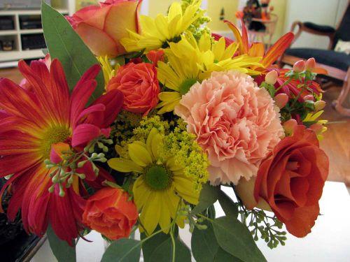 Anniv flowers