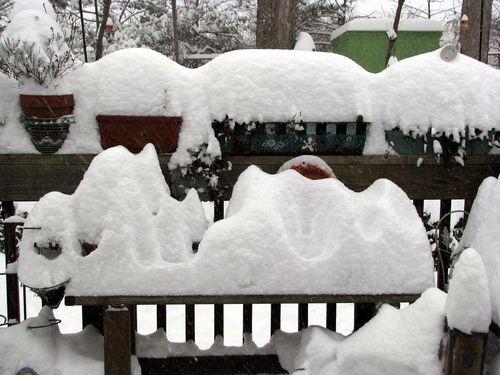 Snow deck 3