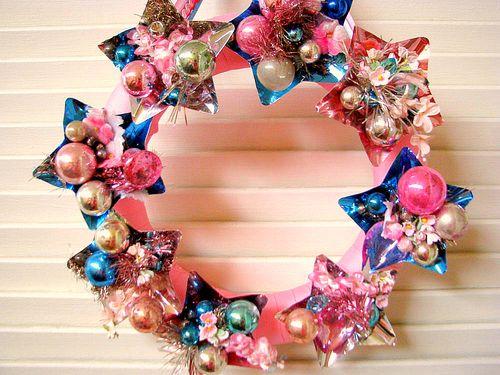 One World One Heart wreath