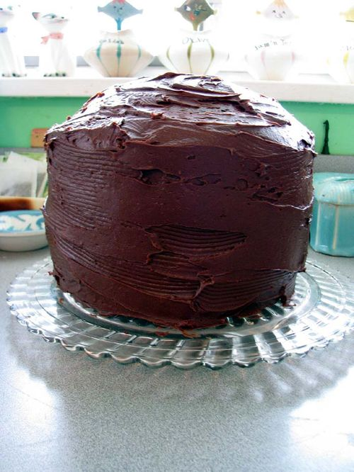 Cake done