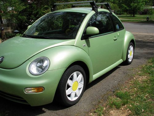 Beetle wheels 1