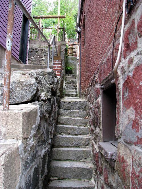 EC stairs