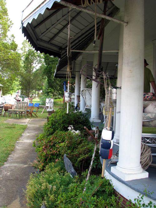 Lively CJ porch