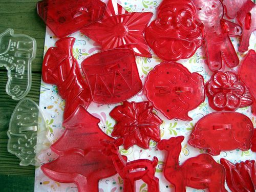 Red cookie cutters 2