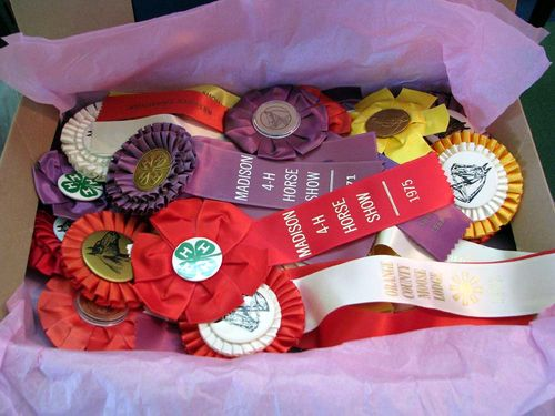 My haul ribbons 2