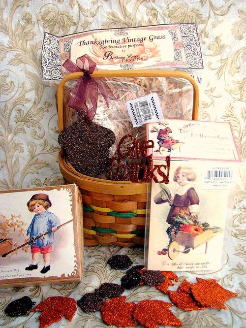 Harvest Nov 2010 give away