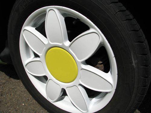 Beetle wheels 2