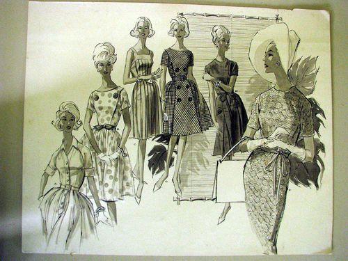 Big Fashion drawing 1