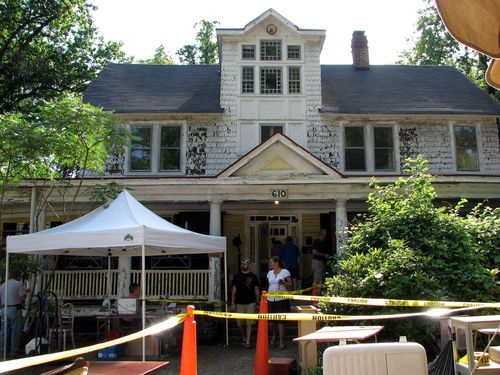 FC house front