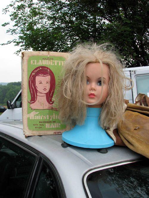 Rennigers hair