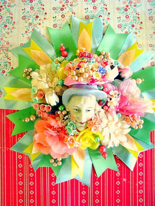 Lady corsage 1