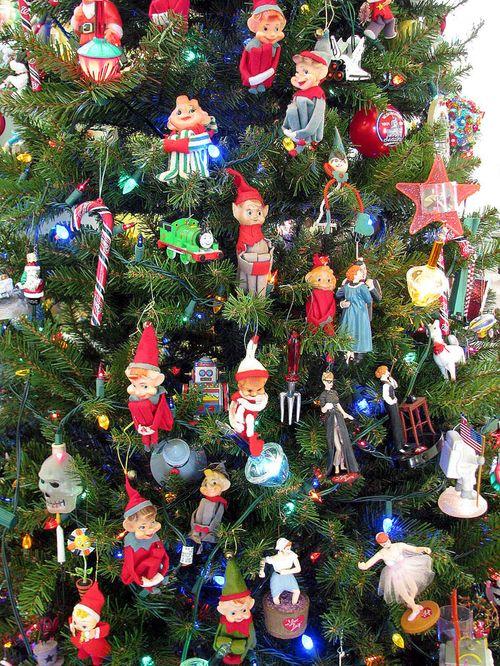 Elf Tree