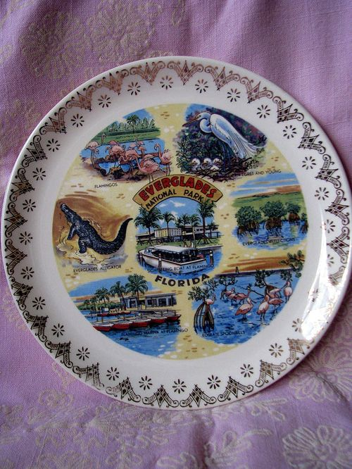 BR Everglades Plate