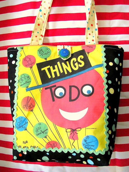 To Do CB Tote 1