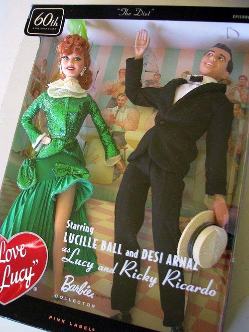 Lucy Desi dolls 1